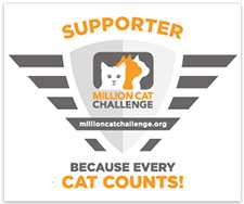 SUPPORTER MILLION CAT CHALLENGE
