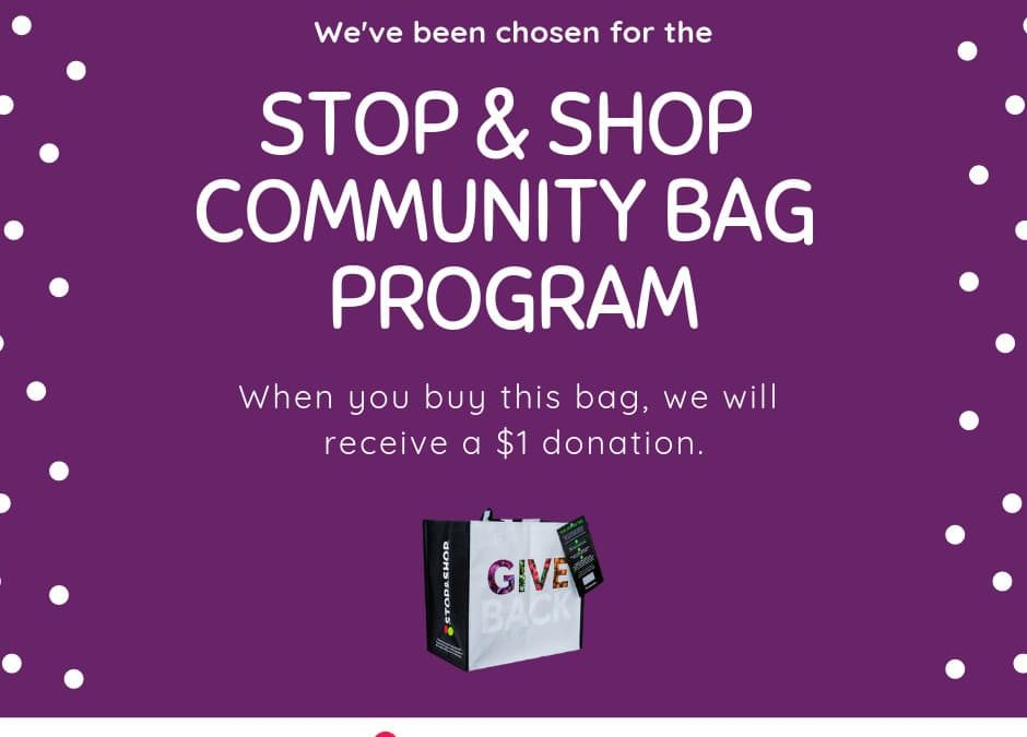 Stop & Shop Community Bag Program