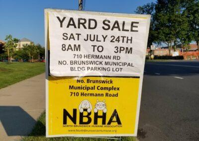 07/24/2021 NBHA Yard Sale